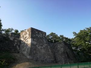 小峰城石垣
