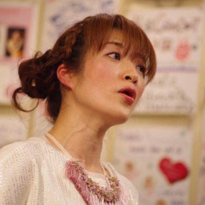 自主コンサート『ここから。』 photo / Yasuhiro Sasaki 歌う中村明日香