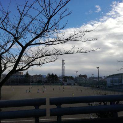 湘南高校グラウンド