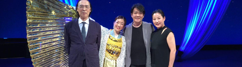 志賀野さん、中鉢さん、美奈子さん。