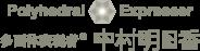 多面体表現者® 中村明日香